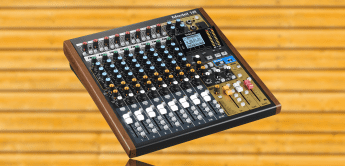 Test: Tascam Model 12, Mixer, Multitracker, DAW-Controller, Interface