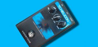 Praxiserfahrung: TC Helicon Voicetone C1