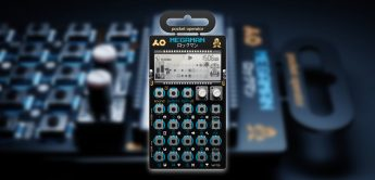 Test: Teenage Engineering PO-128 Mega Man, Synthesizer und Sequencer