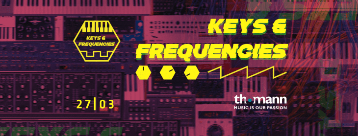 keys & frequencies