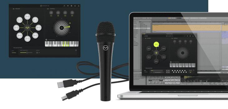 vochlea dubler studio kit test