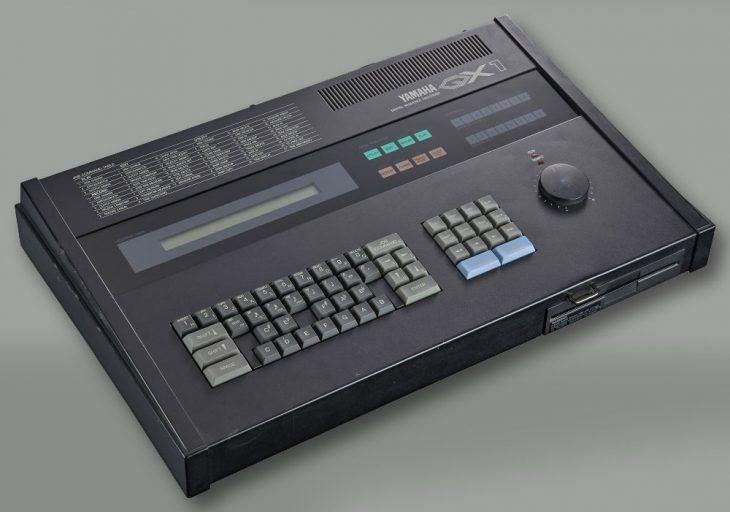 Yamaha QX1 Midi-Sequencer von 1984