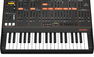 Behringer Odyssey Synthesizer VB.