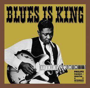 BB King - Blues is King Albumcover