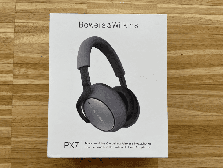 bowers wilkings px7 kopfhoerer test