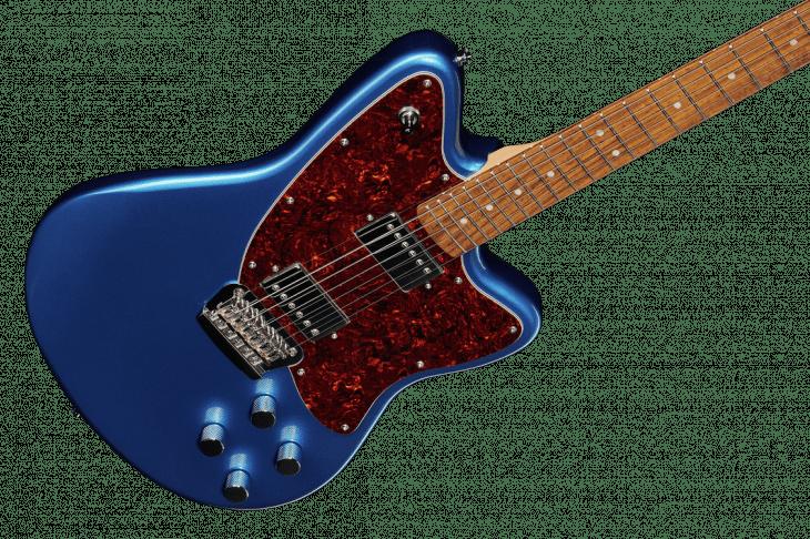 Test: Fender Squier Paranormal Toronado LPB, E-Gitarre