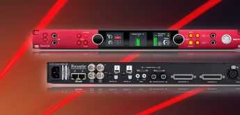 Test: Focusrite Red 8Line, Thunderbolt 3 Audiointerface