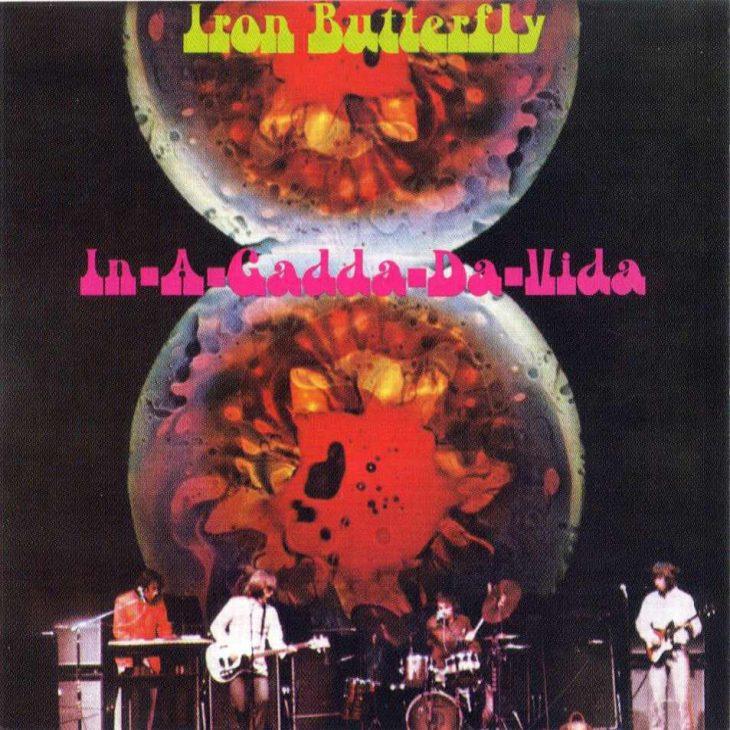 Iron Butterfly - In-A-Gadda-Da-Vida Albumcover