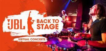 Zum JBL Back to Stage Contest anmelden