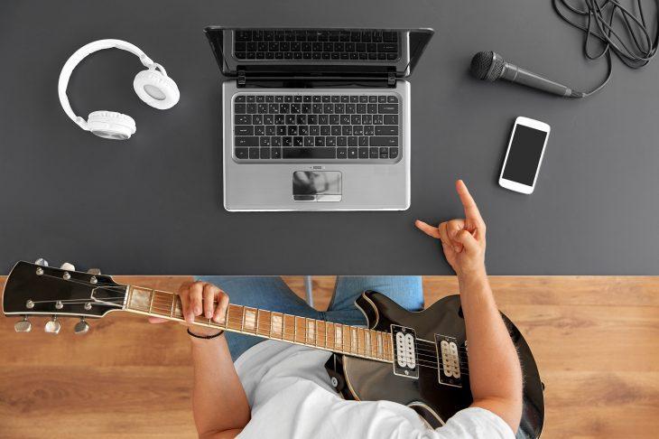 Wie lange dauert es Gitarre zu lernen?