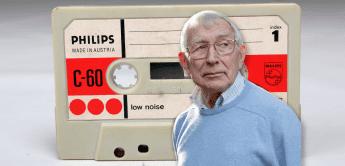 Lou Ottens – Erfinder der Kompaktkassette verstorben