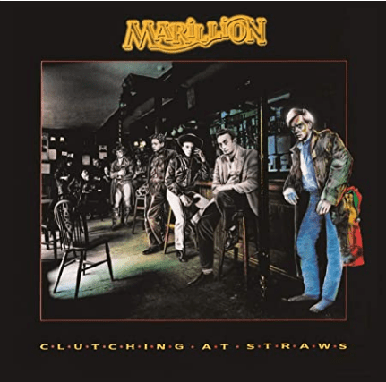 Marillion - Clutching at Straws Albumcover