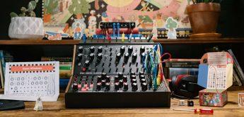 Moog Sound Studio, 2 Synthesizer-Sets zum Experimentieren
