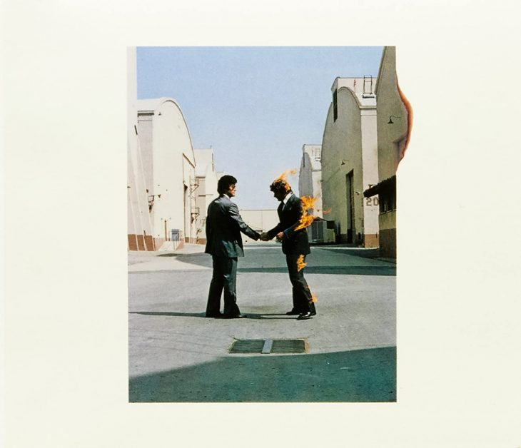 Pink Floyd - Wish You Were Here Albumcover