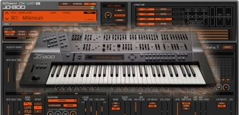Test: Roland JD-800 Synthesizer-Plug-in & Zenology