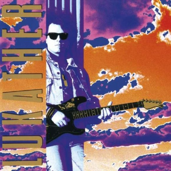 Steve Lukather - Lukather Albumcover