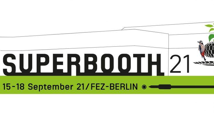 superbooth 21 banner