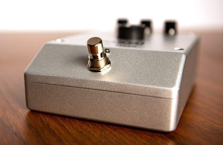 Dunlop MXR M222 Talkbox, Pedal-Effektgerät