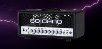 Test: Soldano SLO-30, Gitarrenverstärker Topteil