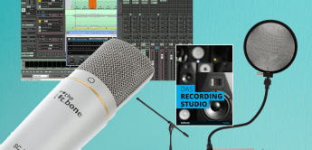 Test: the t.bone SC 440 USB Podcast Bundle