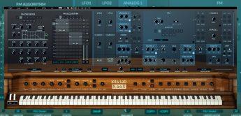 Xils Lab KaoX, FM-Synthesizer Plug-in