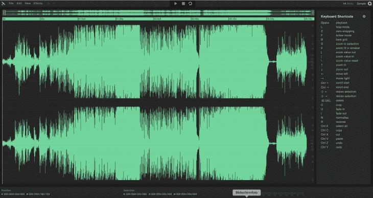 Audiotool Probe