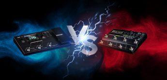 Test: Nux MG-30 vs Mooer GE300 Lite, Gitarren-Multieffektgeräte