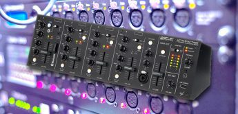 Test: Ecler eCompact4BT Audio-Mixer
