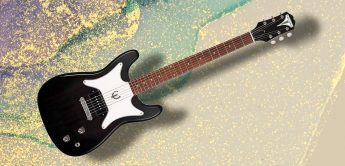 Test: Epiphone Coronet Ebony, E-Gitarre