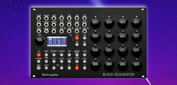 erica synths black sequencer test