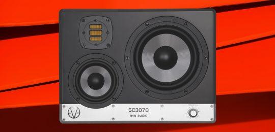 eve audio sc3070 test