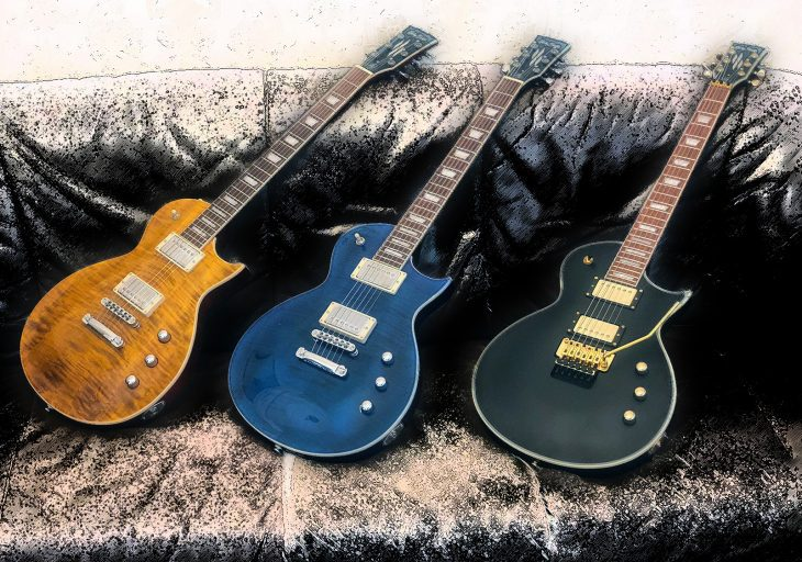 Test: Harley Benton SC-Custom Plus, E-Gitarren