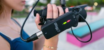 Test: IK Multimedia iRig Pre 2, mobiles Mikrofon-Interface