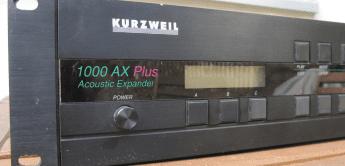 Kurzweil K1000 AX Plus…das seltene Zwischending