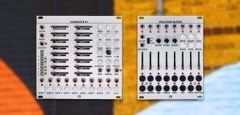 Test: Malekko Varigate 8+, Voltage Block, Eurorack Sequencer