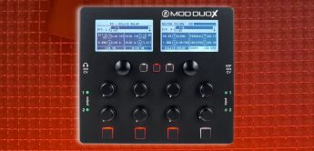 Test: MOD Devices MOD DUO X, Effektgerät