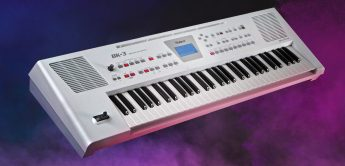 Test: Roland BK-3, Entertainer-Keyboard