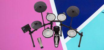 Test: Roland TD-07 KV, E-Drums