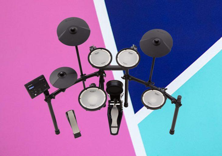 roland td 07 kv test e-drums