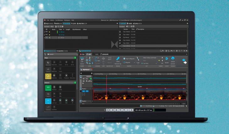 steinberg wavelab cast test software