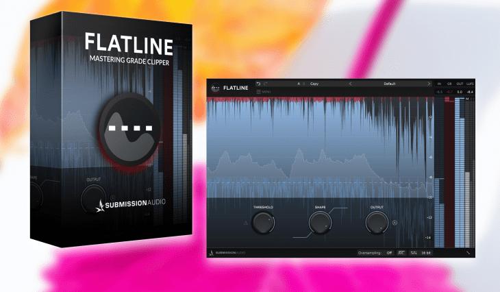 submission audio flatline plugin test