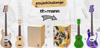 Thomann veranstaltet #DiyKitChallenge