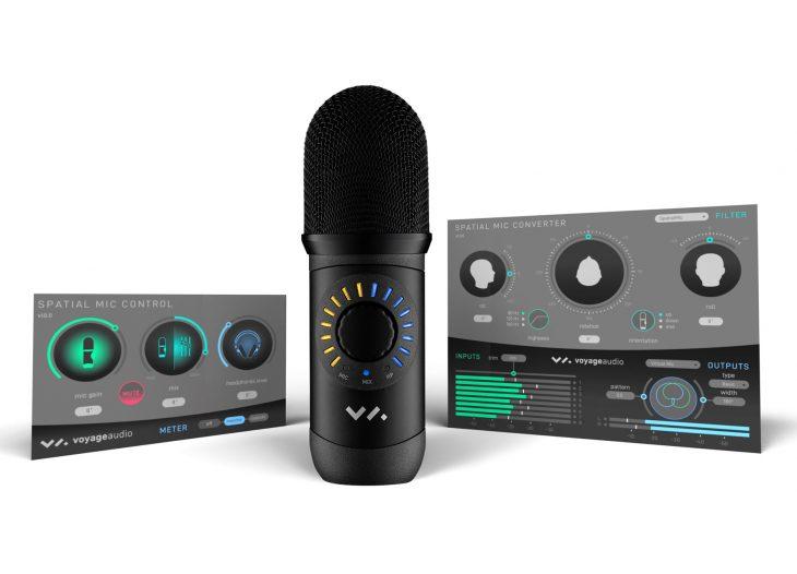voyage audio spatial mic test