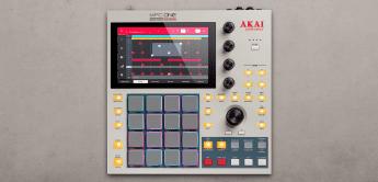 AKAI MPC One Retro – zurück in die 90er Jahre