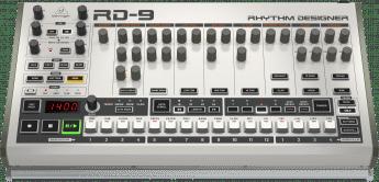 Behringer RD-9 Drumcomputer, Hardware-TR-909 Klon