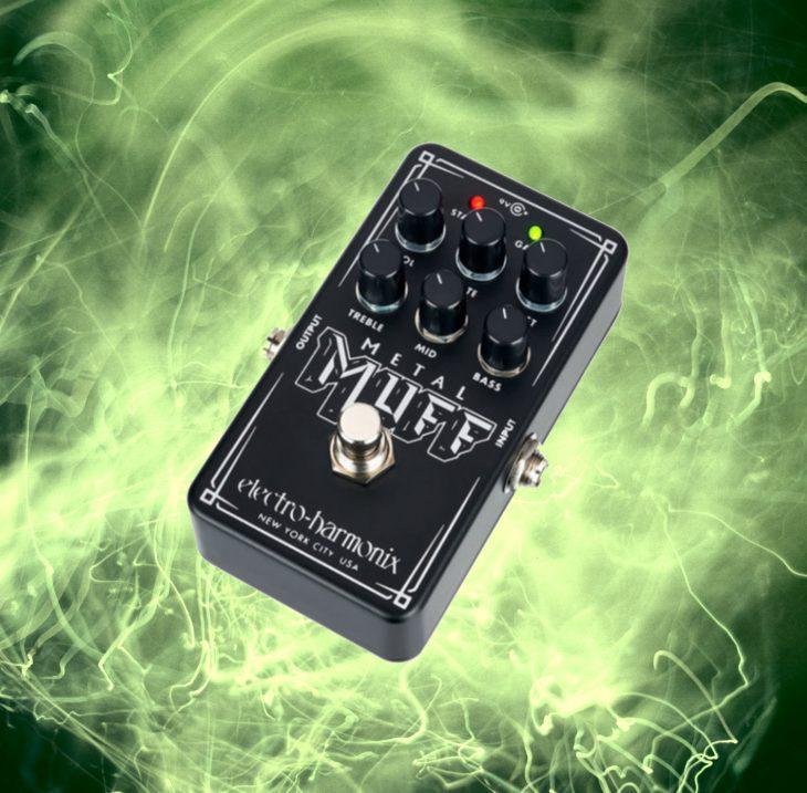 Electro Harmonix Nano Metal Muff Distortion Effektpedal