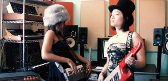 Frauen, Synthesizer und die elektronische Musikszene