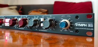 Test: Heritage Audio Symph EQ, Stereo Asymptotic Equalizer