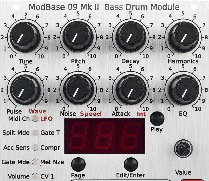 jomox mod base 09 mk2 test