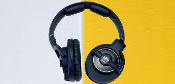 Test: KRK KNS 8400, Kopfhörer
